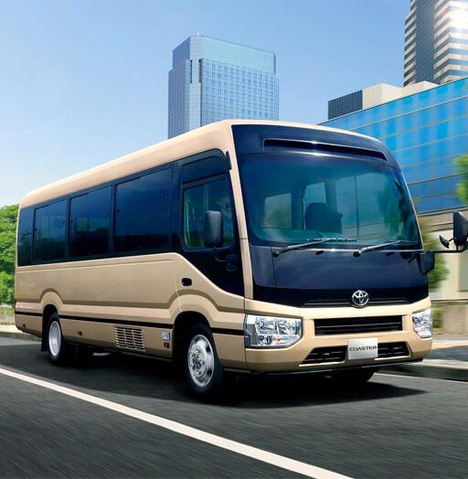 Van & Bus Transfers